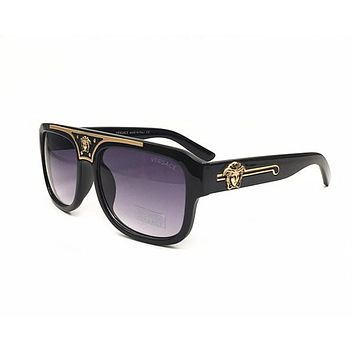 Versace Women Fashion Popular Shades Eyeglasses Glasses Sunglasses [2974244424]