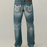 Big Star Eastman Straight-Leg Jeans - 18 Year Dragster