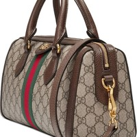 Gucci Ophidia GG Supreme Canvas Top Handle Bag | Nordstrom