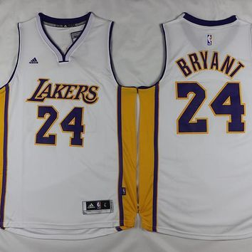 La Lakers #24 Kobe Bryant Revolution 30 Swingman Jersey | Best Deal Online
