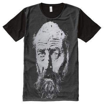 THE HOMELESS All-Over-Print T-Shirt