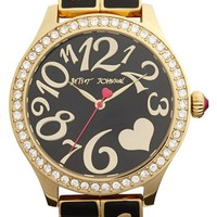 Betsey Johnson Round Bracelet Watch | Nordstrom