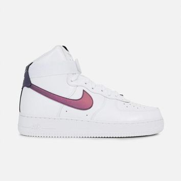 spbest NIKE AIR FORCE 1 HIGH '07 LV8 - WHITE/MULTICOLOR