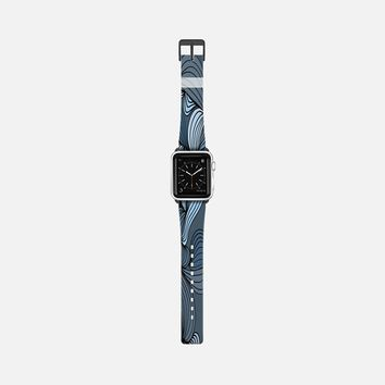 The Blues Apple Watch Band (38mm) by DuckyB | Casetify