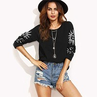 Moonchild Witch Ritual Top
