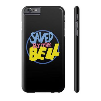 Saved By The Bell IPhone Galaxy Phone Case