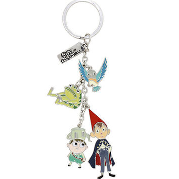 Over The Garden Wall Charm Key Chain