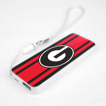 Georgia Bulldogs Powerbank - 3000 mAh