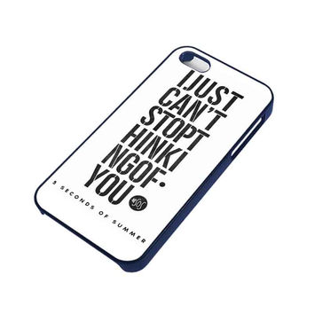 5 SECONDS OF SUMMER 6 5SOS iPhone 4 / 4S Case