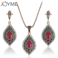 Turkich Vintage Jewelry For Women Bridal Ethnic