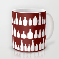 Bottles Mug by Project M