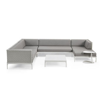 4 Piece Infinity Sectional Configuration