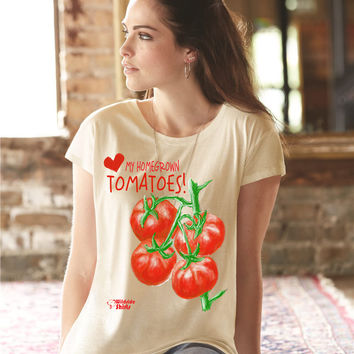 Designs by John - Homegrown Tomatoes