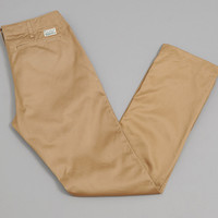 burgus plus - lot401 modern chinos tan