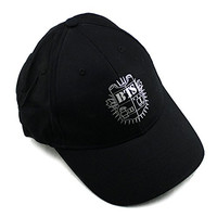 BTS Kpop Baseball Cap Bangtan Boys Support Hat (Black 01)