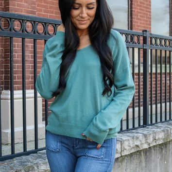 Revival Cropped Sweater