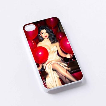 Selena Gomez Glamor iPhone 4/4S, 5/5S, 5C,6,6plus,and Samsung s3,s4,s5,s6