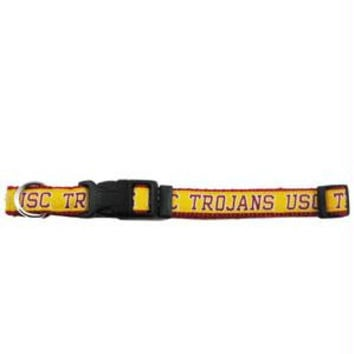 USC Trojans Collar Medium