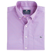 Ocean Echo Performance Classic Tucker Shirt