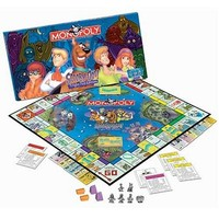 Scooby Doo Monopoly, Fright Fest Edition
