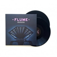 Flume – Flume // Mom + Pop [LTD To 1000]