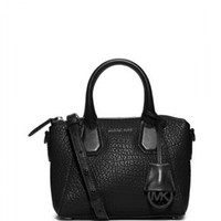 Michael Michael Kors Campbell Extra Small Two Tone Satchel