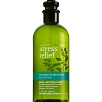 Bath & Body Works Aromatherapy Eucalyptus Spearmint Stress Relief Pillow Mist 5.3 Oz