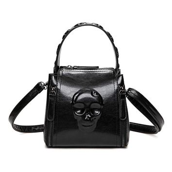 The Little Skull Handbag