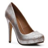 Michael Antonio Love Me Bronze Pump