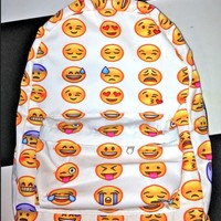 SWEET LORD O'MIGHTY! EMOJI BACKPACK