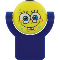 Nickelodeon Led Projectable Night Light (spongebob Squarepants)