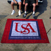 University of South Alabama Tailgater Rug