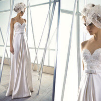 Margaret wedding gown by Mira and Lihi Zwillinger
