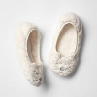 Gap Baby Cat Fleece Slippers
