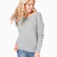 Knot Twist Sweater | Charming Charlie