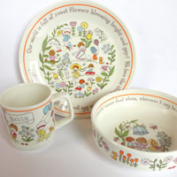 Lenox Gentle Friends Dishes