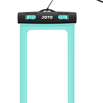 JOTO Waterproof Cell Phone Dry Bag Case for Apple iPhone 6 6 plus 5S 5C 5 4S Samsung Galaxy S6 S5 Galaxy Note 4 3 Windows HTC LG Sony Nokia Motorola - Green