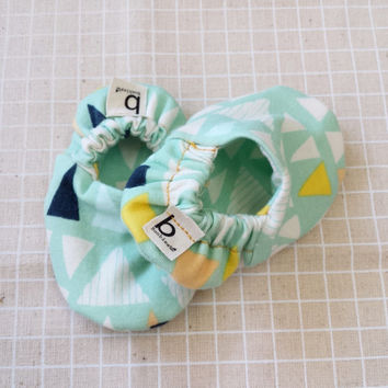 Tuesday Mountain Organic Baby Infant Shoes Handmade by Bonbies