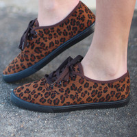 Favorite Sneakers {Leopard}