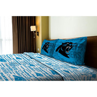 Carolina Panthers NFL Full Sheet Set (Anthem Series)