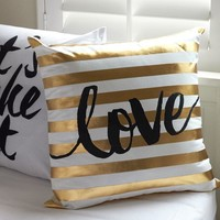 Ankit Love Pillow - Womens Scarves - Black - One