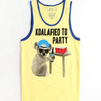 Riot Society Koalified To Party Tank at PacSun.com