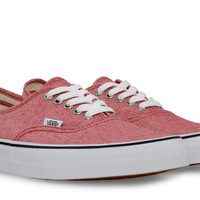vans AUTHENTIC (chambray) VN-0SCQ7IO | gravitypope