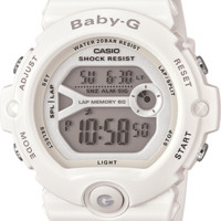 BG6903-7B - Baby-G White - Womens Watches | Casio - Baby-G