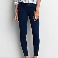 AEO Sateen X Jegging, Navy