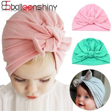 Cotton Baby Hat For Girls Boy Newborn Bohemia Style Boho Baby Toddler Cap Hat Accessories Photograph Prop 2017 New Spring autumn
