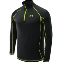 Under Armour Men's EVO ColdGear Quarter Zip Long Sleeve Shirt - Dick's Sporting Goods