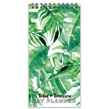 Botanical Garden Daily Planner, Daily Planners by TF Publishing