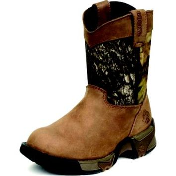 Rocky Youth Aztec Pull-On Boot