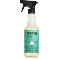 Mrs. Meyer's Clean Day Multi-Surface Everyday Cleaner, Basil, 16 fl oz